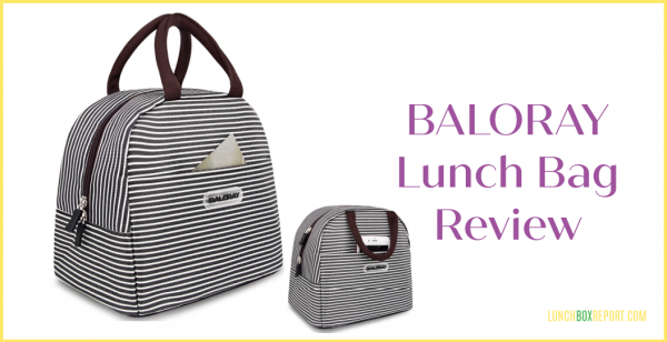 BALORAY Lunch Bag Review — Insulated Lunch Bag for Women