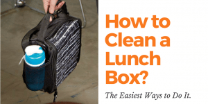 How to Clean a Lunch Box? The Easiest Ways to Do It.