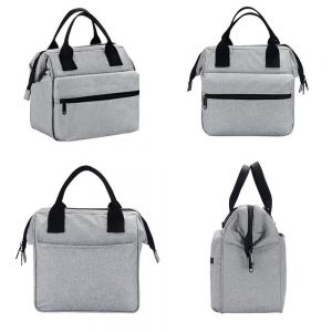 Srise Lunch Box Insulated Lunch Bag For Men & Women