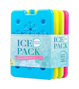 Freezer Packs for Insulated Lunch Box
