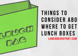 Where to Get Lunch Boxes & 8 Trade Tricks