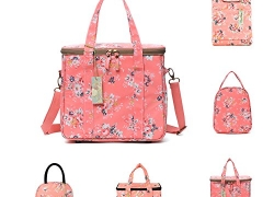 6 Best Lunch Bags for Women – Stylish and Durable